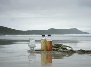 Image-bottles seaside